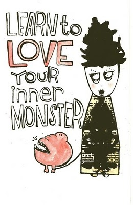i have a monster inside me each time i get hungry!