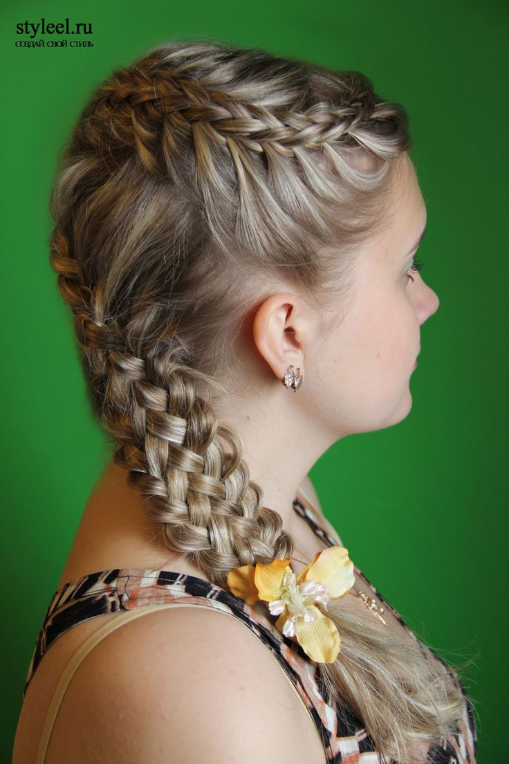 259 best fun hairstyles images on pinterest | hairstyles, braids