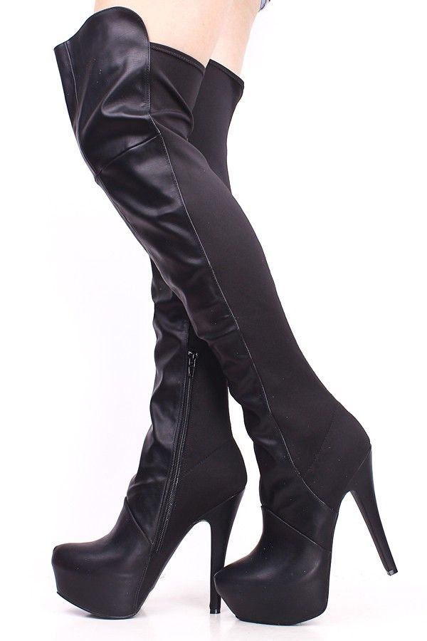 117 best images about thigh high boots on