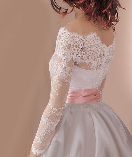 Bolero For Wedding Gown: Wedding Dresses/Accessories