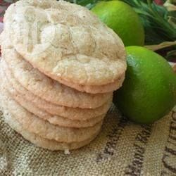 Lime and Spice Biscuits @ allrecipes.com.au