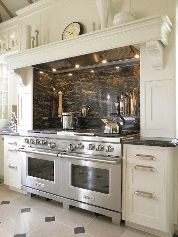 10 wolf kitchens cocinas - Cocinas wolf ...