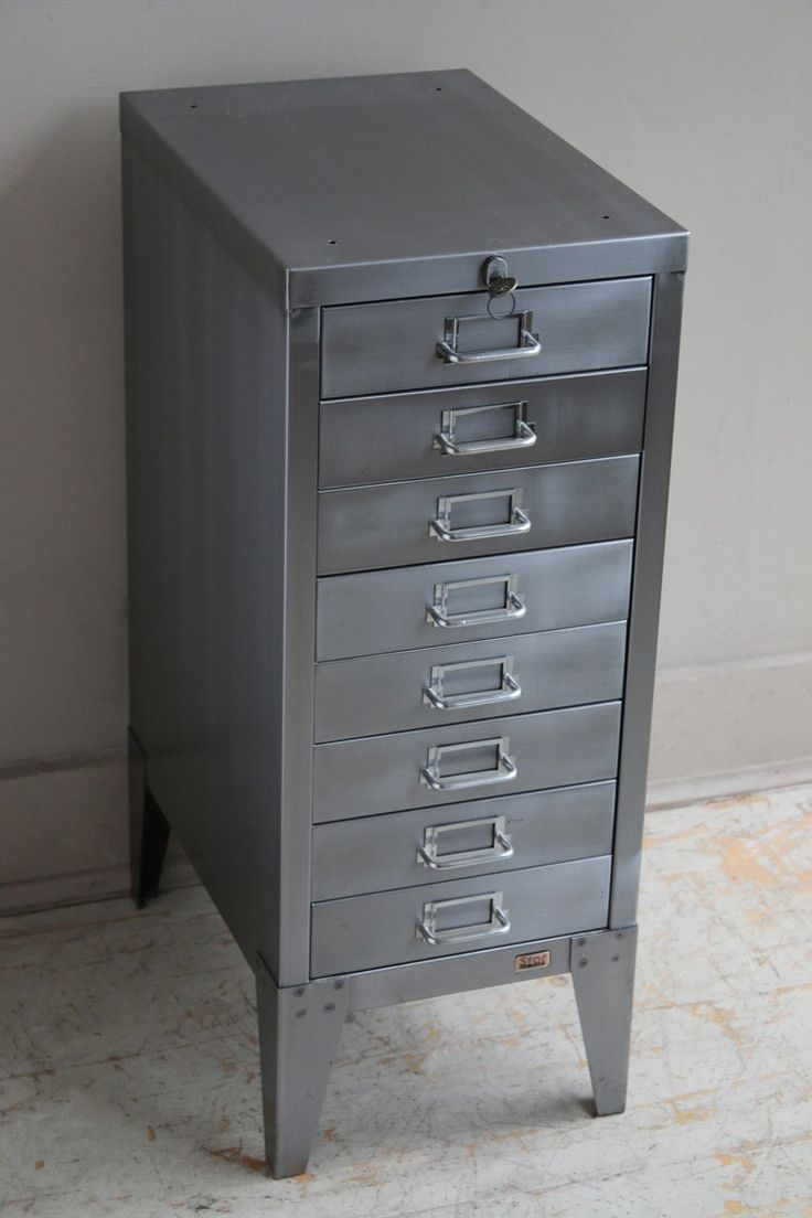 best 25+ industrial filing cabinets ideas only on pinterest