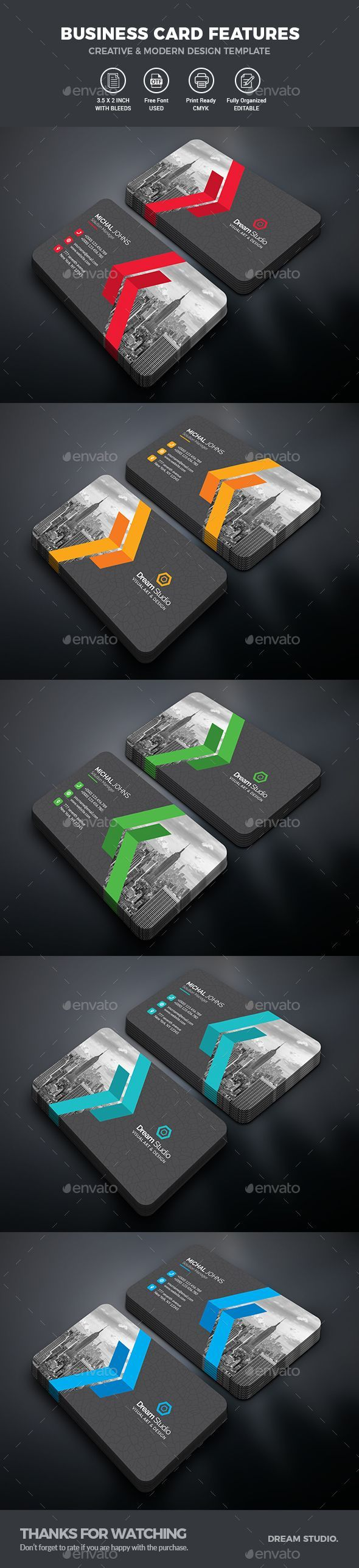 The 1715 best Business Card images on Pinterest