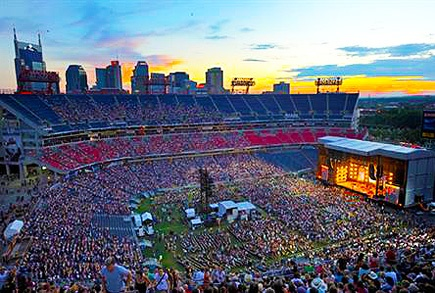To be able to repeatedly go to the CMAfest :) once isn't enough!