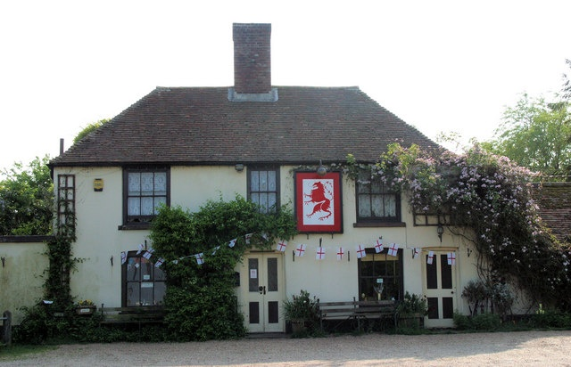 The Red Lion - Snargate - UK