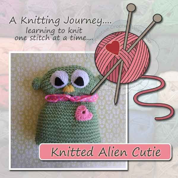 Crochet Knit Stitch Waldorf : Creative Crochet Workshop: A Knitting Journey - Beginners Pattern #001