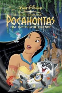 Pocahontas(1995) Cartoon
