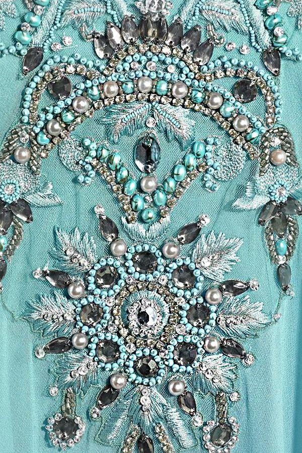 •✿• ♥ Bordado antigo,belos bordados com miçangas e pérolas, lantejoulas e pérolas, vidro - / •✿• ♥ Old embroidery, beautiful embroidery with beads and pearls, sequins and pearls, glass -