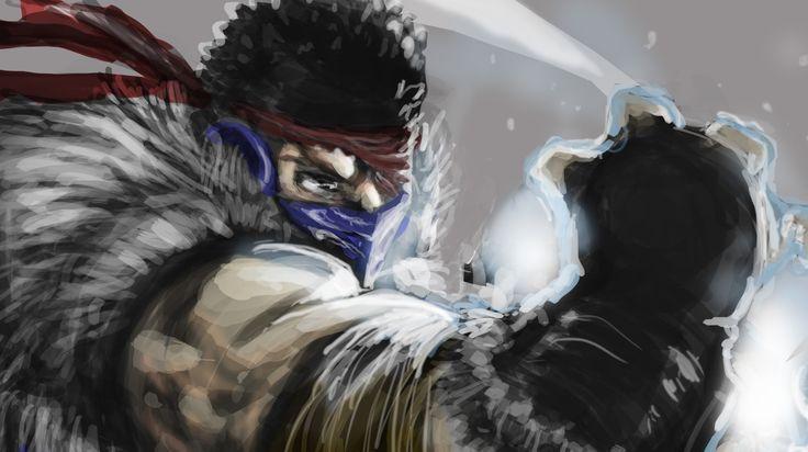 Sub-Ryu