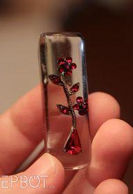 EPBOT: My Resin Jewelry (Mis)Adventures!