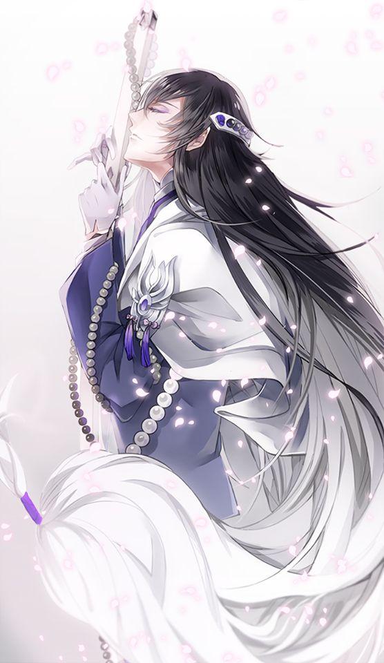 [Touken Ranbu] Juzumaru Tsunetsugu
