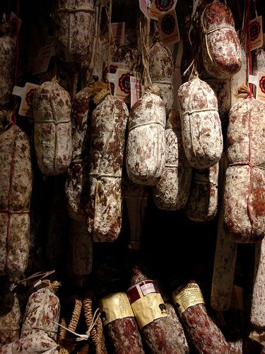 Salame they all look amazing I would love to sample them all I love salami!!!
