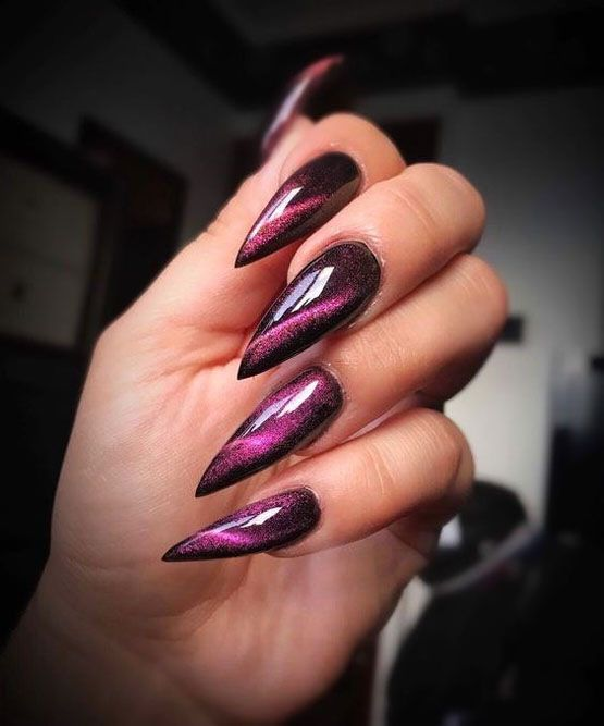 12 kostbare verzinkte Nagelfarben 2018 – Nails