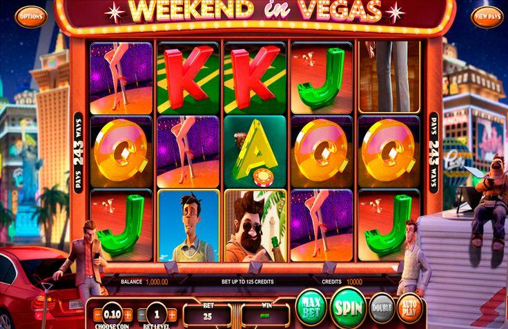 Je staat nu op de drempel van het gokken Mekka! Dure auto's, nachte stadslichten, strippers, en slimme gelukkige jongens proberen te tellen en erachter te komen wat ze kunnen winnen van een van de coolste casino sites ter wereld. The Weekend in Vegas van Betsoft is een echt boeiend spel, elk detail is ontworpen met liefde en zorg, waardoor het een eye candy is voor gokkers. Het heeft ook 5-reel, 243-winlijnen, Bonus Spel, Wild Symbool, Scatter Symbool en Gratis Spins.