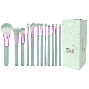 Set 12 pensule pentru machiaj, Love is.. patience!  #set #pensule #machiaj #makeup #12