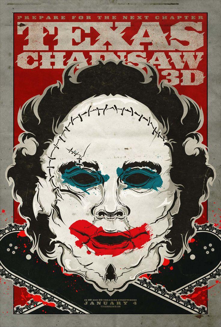 Texas Chainsaw 3D - Directed by John Luessenhop, Starring Alexandra Daddario, Tania Raymonde, Trey Songz and Scott Eastwood.