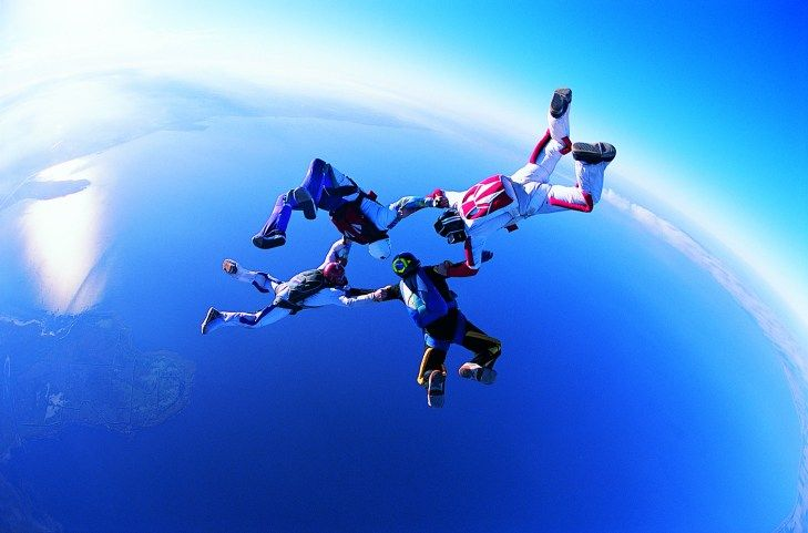 The Health Psychological Benefits Of Skydiving