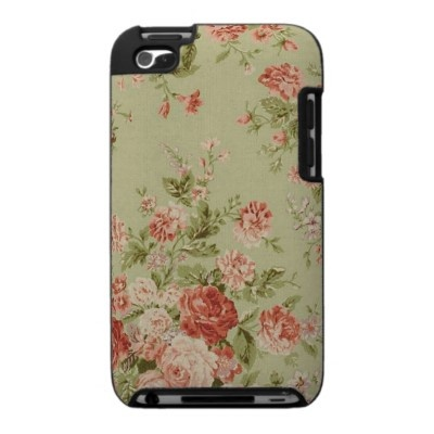 Romantic As The Rose Cases For The Ipod Touch