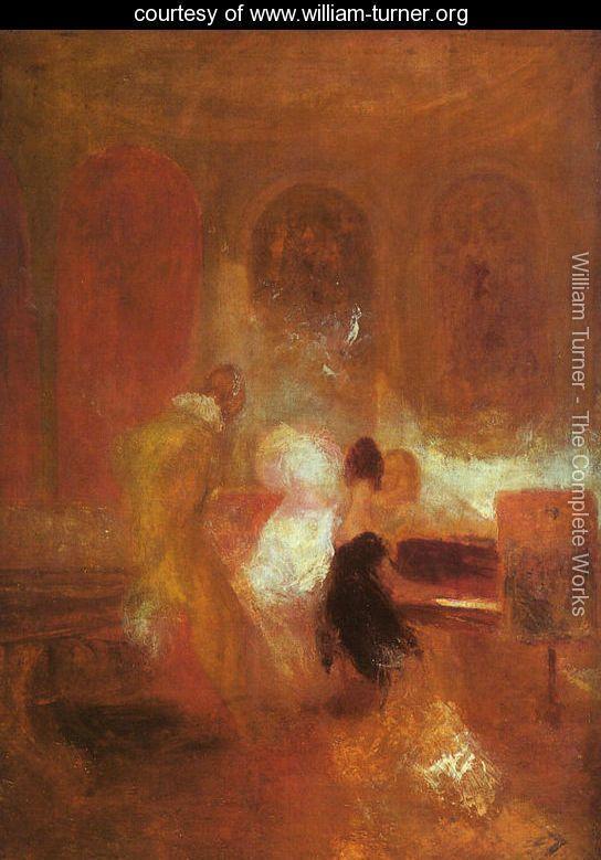 Party Music W.Turner El Genio de la Luz Galería virtual http://territoriotoxico.wordpress.com/2014/11/24/willian-turner-el-artista-y-el-color/#jp-carousel-1065