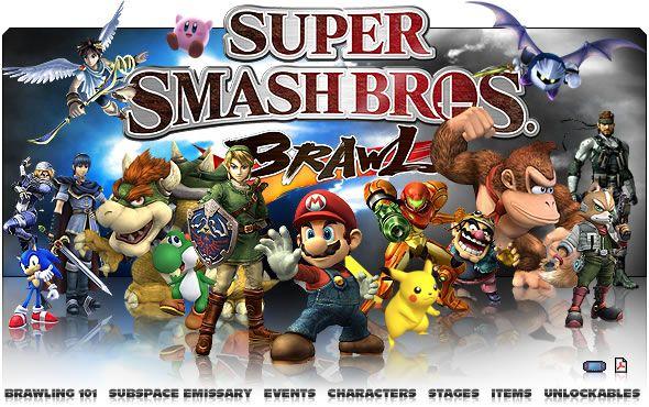 Super Smash Bros Brawl Wii Walkthrough Walk Thru How to beat the beast!  Game wins
