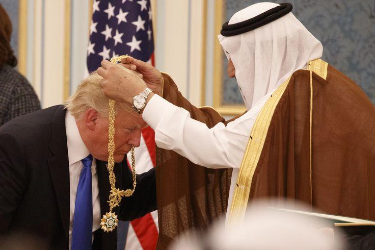Opinion | Saudi Arabia just played Donald Trump