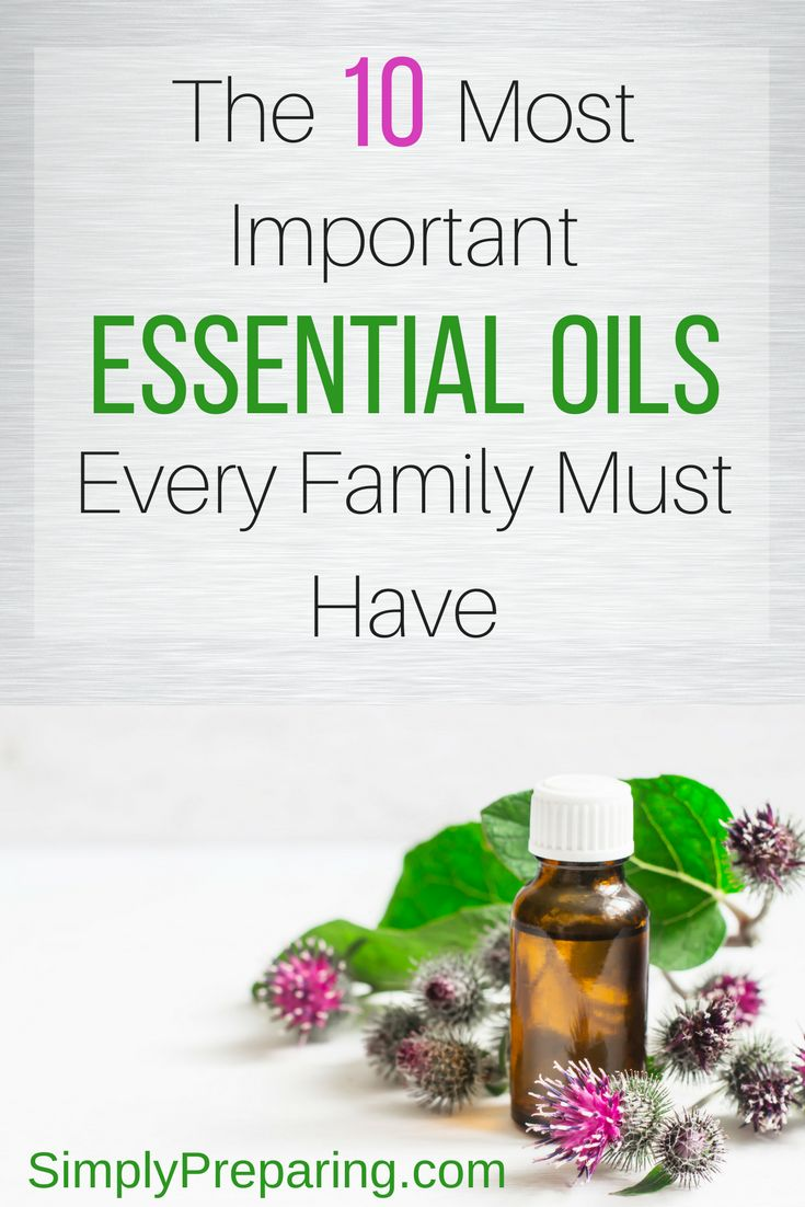 The Top 10 Essential Oils For Prepping, DIY, CRAFTS, Homemade Beauty, Non-toxic cleaners, Natural Living.  #youngliving