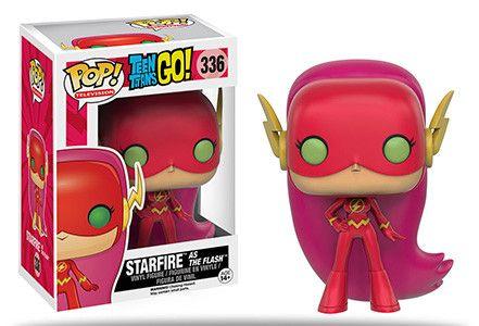 2016 SDCC Exclusive Funko Pop! Teen Titans Go! Starfire Figure