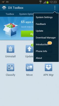 DX Toolbox v4.0.2 English apk Download | Android APK Collections: http://bocilandroid.blogspot.com/2014/01/dx-toolbox-v402-english-apk-download.html  #download #dxtoolbox #baidumobileguardian #android