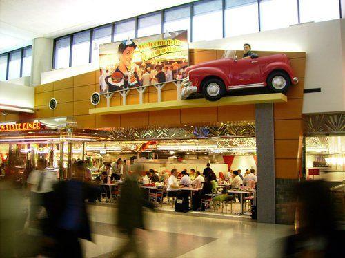 Garden State Diner -  Continental Terminal of Newark Liberty International Airport