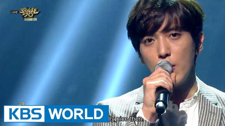 Jung YongHwa - One Fine Day | 정용화 - 어느 멋진 날 [The 2015 First Half Year Sp...
