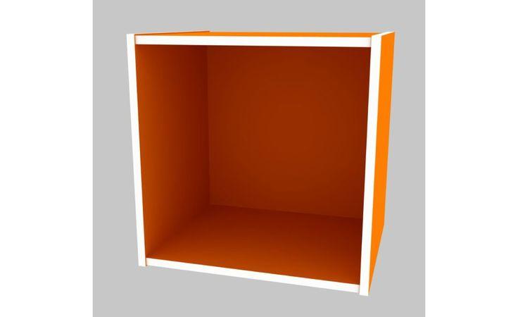 "Cubotto ""Ring"" Arancio"