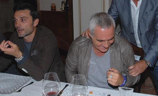 Giorgio Panariello indossa xlo+