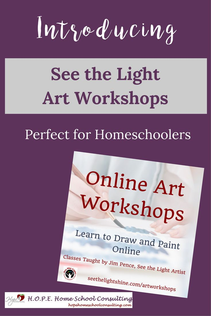 26 best creative collages images on pinterest activities art introducing see the light art workshops perfect for homeschoolers fandeluxe Choice Image