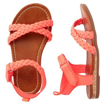 OshKosh Sandals oshkosh outfit toddler girl 2-3
