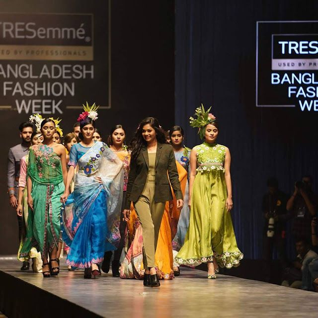 Tresemme Bangladesh Fashion Week 2019 Tresemme Is Partnering With Fashion Design Council Of Bangladesh Fdcb Date 23rd T Fashion Week Fashion Fashion Design