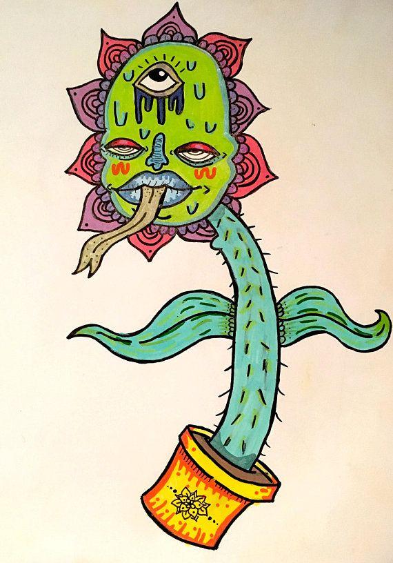 Growth Spurt ~ Original Artwork