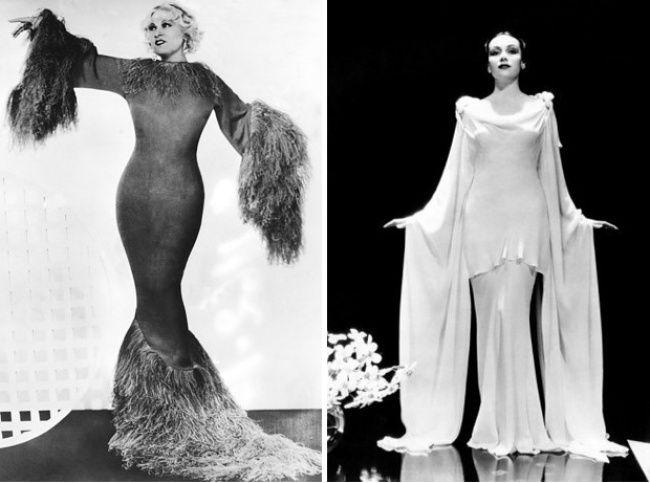 Как менялось понятие «красивая женщина» в течение последних ста лет. Из крайности в крайность..