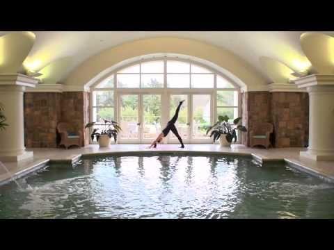 Yoga At The Ballantyne Luxury Charlotte Spa Fitness