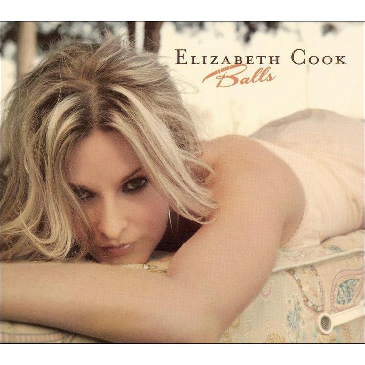 Elizabeth Cook - Balls (CD)