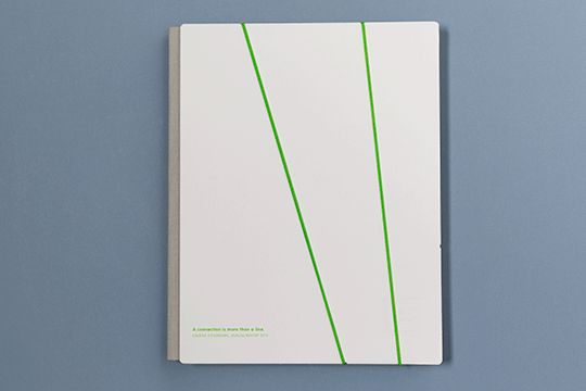 Energie Steiermark Annual Report 2012 - Publishing on Behance