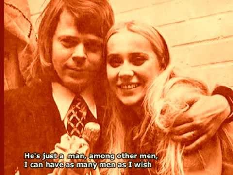 ▶ Agnetha(ABBA) : (Jesus Christ Superstar) Don't Know How To Love Him - Vart skall min kärlek - YouTube