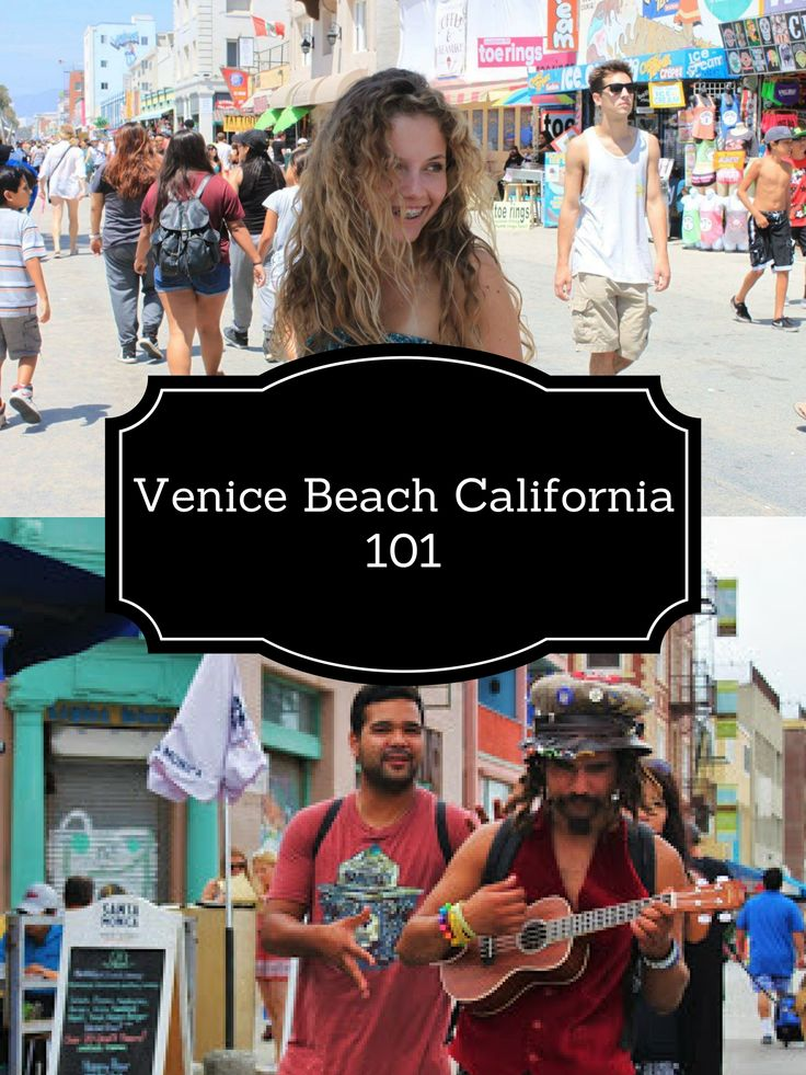 The famous Venice beach California has so many things to do and places to go! Where do you start and how do you know!