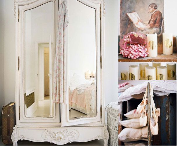 7 best ispirazioni shabby chic - la camera da letto images on ... - Shabby Chic Camera Da Letto