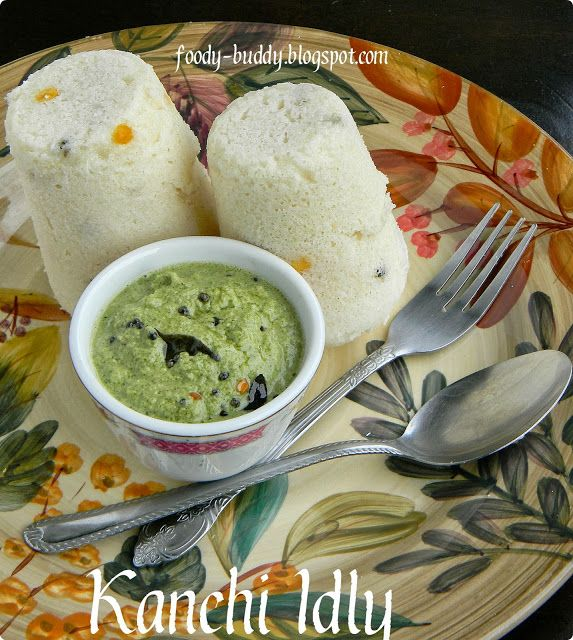 Kanchipuram Idly - South Indian breakfast recipe..steamed food, healthy for kids and adults