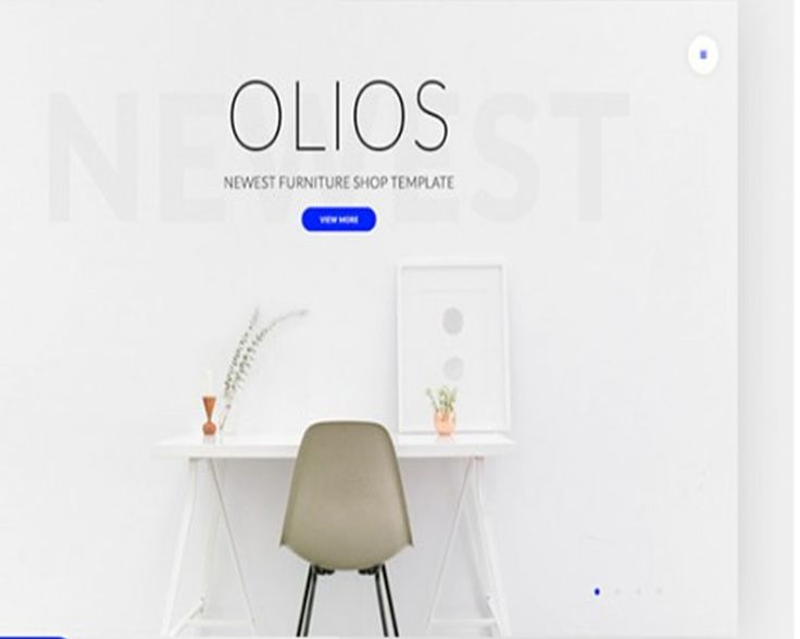 Olios Ecommerce PSD Template Psd TemplatesEcommerceFree Design