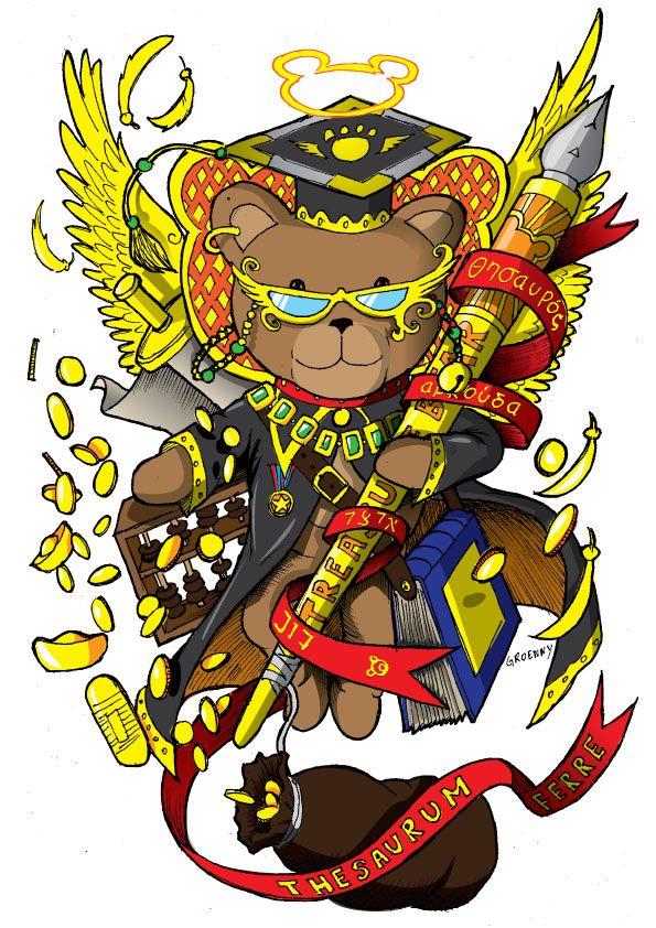 Treasure Bear