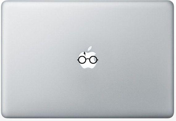 Stickers Macbook 11-13-15-17 pouces  Harry Potter par PimpMyMacFr