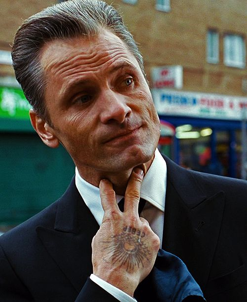 thegoodfilms: Viggo Mortensen | Eastern Promises Pretty...