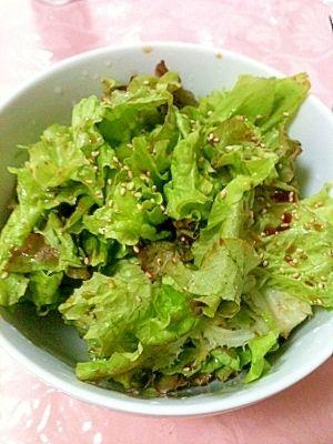 チョレギサラダの簡単レシピ人気ランキング TOP20 楽天レシピ サンチュでコッチョリ☆韓国風チョレギサラダ